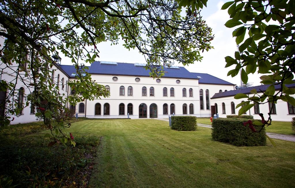 campus Kortenberg, kloostergebouw UPC KU Leuven