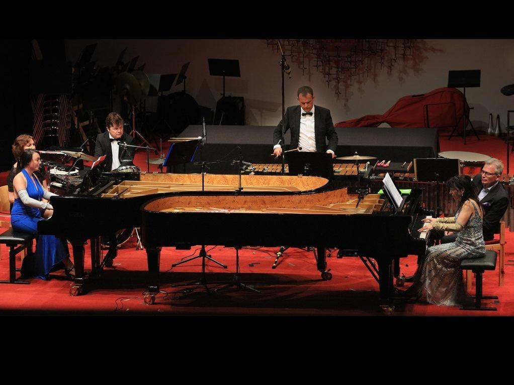 On the rhythmic wing of Gershwin - Concert UPC KU Leuven