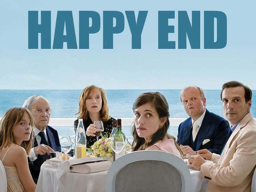 Happy End filmavond UPC KU Leuven 11 december 2019