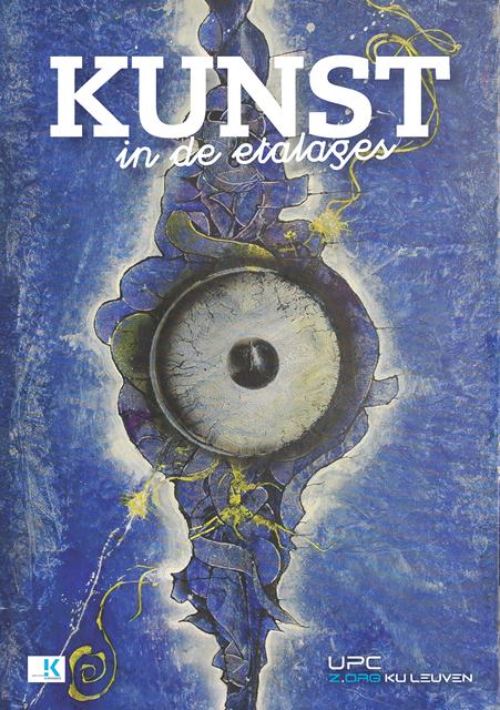 Kunst in de etalages 2019 - Kunstwandelroute in Kortenberg en Everberg