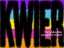 KWIER - Over adolescentie, transgender en queer |Vijftiende editie in de reeks Donderdagen van De Kade UPC KU Leuven 2022