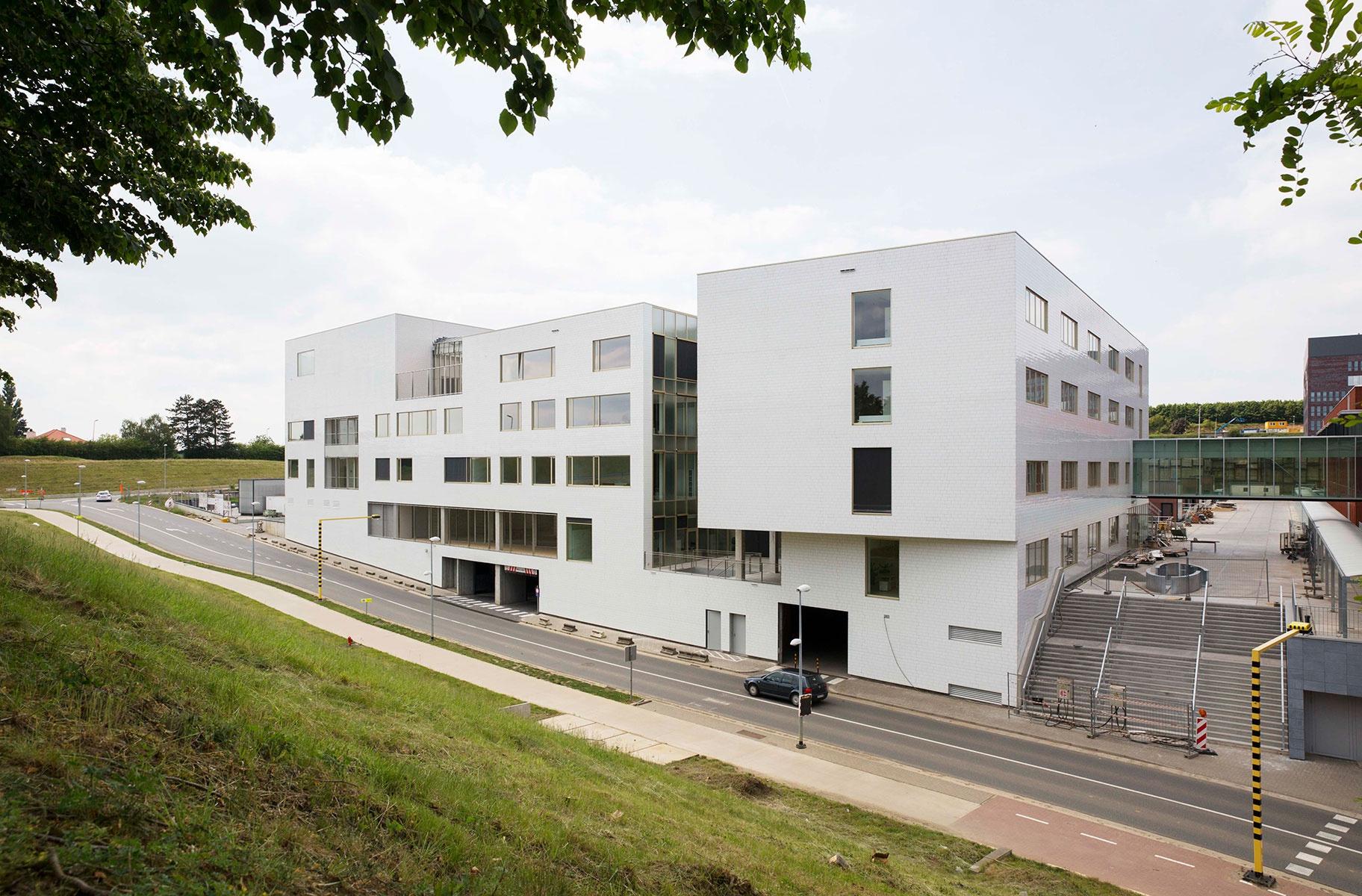 Campus Gasthuisberg, nieuw gebouw voor psychiatrie UPC KU Leuven