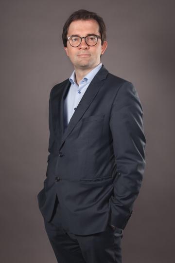 prof. dr. Stephan Claes, psychiater, diensthoofd volwassenenpsychiatrie UPC KU Leuven