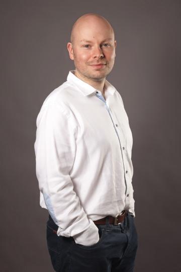 dr. François-Laurent De Winter, psychiater-psychotherapeut UPC KU Leuven