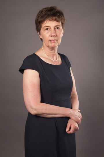 dr. Lieve Dedeyne, geriater UPC KU Leuven