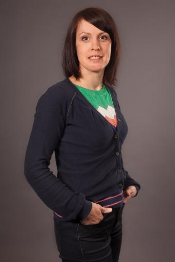 Katrien Fannes, psycholoog UPC KU Leuven