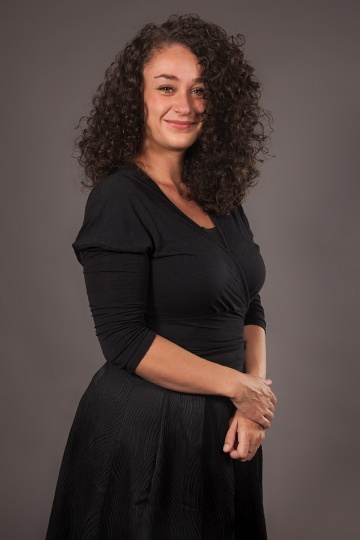 Anna Mamaliga, psycholoog UPC KU Leuven