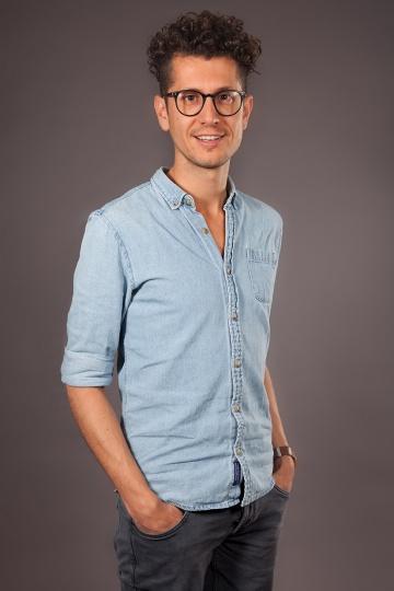 Michiel Panis, psycholoog UPC KU Leuven
