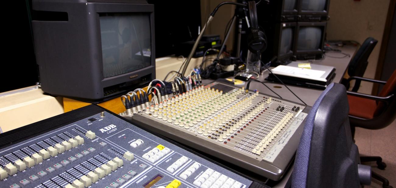 Audiovisuele voorzieningen Congrescentrum UPC KU Leuven
