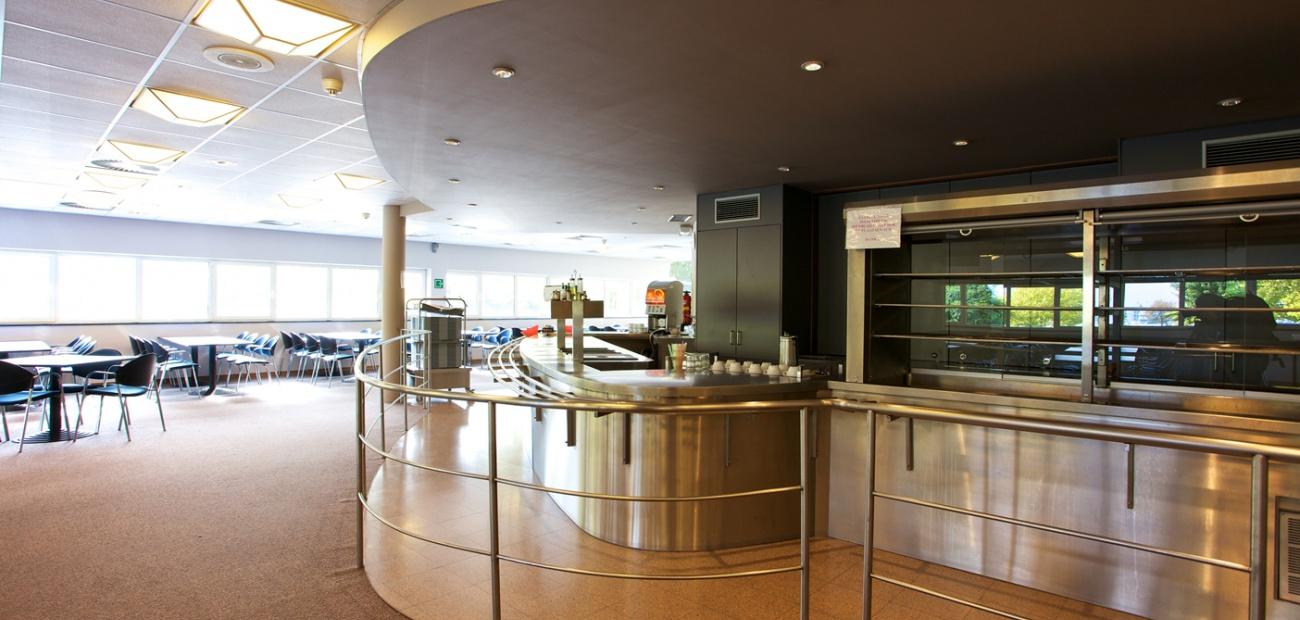 Cafetaria Congrescentrum UPC KU Leuven